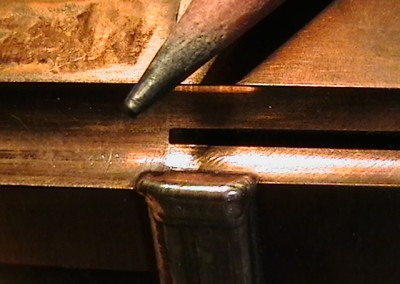 Beryllium Component Repair